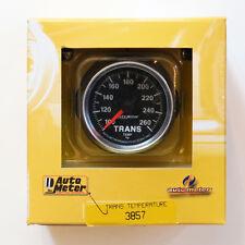 Autometer 3857 GS Series Electrical Transmission Temperature Gauge 2 1/16 Dia