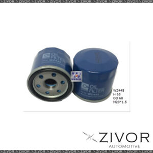 COOPER Oil Filter For Nissan Maxima 3.5L V6 12/03-03/09 - WZ445  *By Zivor*