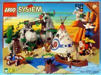 LEGO 6748 Boulder Cliff Canyon Western American Indians New
