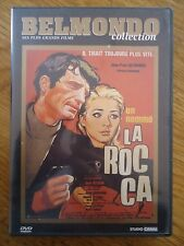 * UN NOMME LA ROCCA * DVD COLLECTION 43 BELMONDO BECKER  VANECK KAUFMANN