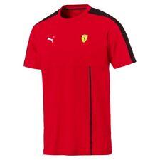 T-shirts rouges PUMA pour homme