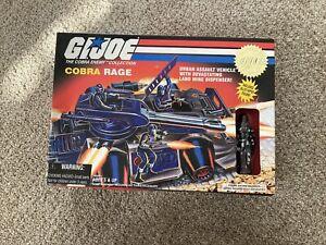 1997 Gi Joe Cobra Rage Urban Assault Vehicle Alley Viper Figure *SEALED*