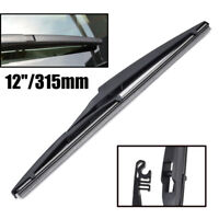 "12"" Rear Window Windshield Wiper Blade Fit For Toyota Kluger Jeep Grand gherokee"