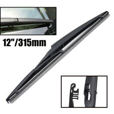 """12"""" Rear Window Windshield Wiper Blade Fit For Toyota Kluger Jeep Grand gherokee"""