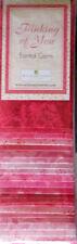"Batik Pinking Of You VERSION #3 Cotton Fabric Wilmington 24 Strips 2.5""X44"""