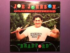"Joe Johnson & The Hammond Sauce Works Band - Bradford (7"" single) p/s CRUISE 2"