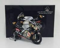 1/12 MINICHAMPS MODELLINO STATICO MOTO APRILIA RSV 250cc MARCO MELANDRI DIE CAST
