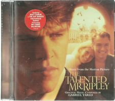 The Talented Mr. Ripley Music From The Motion Picture Cd
