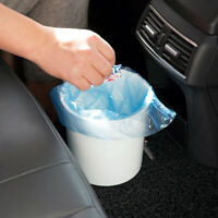 Small 1-Roll Rubbish Garbage For Car Kitchen Toilet Clean-up Waste Trash Bags