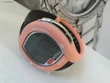 MIO Motiva Petite Heart Rate Pink/Black Strap Watch Monitor Calorie Management