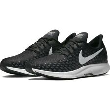 Nike Air Zoom Pegasus 35 Black White Grey 942851-001 Men's Running Shoes