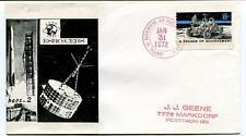 1972 Heos-2 ESRO CERS Vandenberg Air Force Decade Achievement SPACE NASA