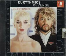 Eurythmics - Revenge Cd Eccellente Italy Press