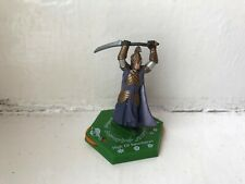 LORD OF THE RINGS COMBAT HEX MINIATURES - HIGH ELF SWORDSMAN GAME PIECE FIGURE