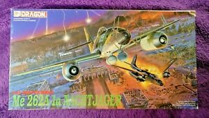 Dragon 5541 1:48 Me 262 Mistel Composite Aircraft Model Kit *SEALED IN BAGS*