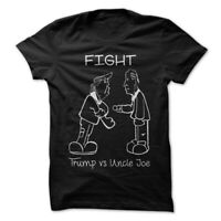 Biden President Election 2020 America Candidate Trump Fight Uncle Joe T-Shirt