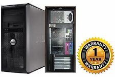 Dell Optiplex 780 MT Intel Core 2 Duo 4GB, DVD-ROM, No HDD NO OS