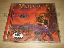 Peace Sells But Who's Buying by Megadeth (CD, 2004, EMI-Odeon) MADE IN ARGENTINA