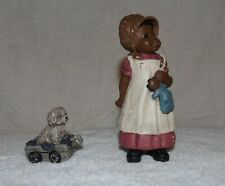 "Miss Martha Originals Bonnie & Buttons #124 All God's Children 1987 5"""