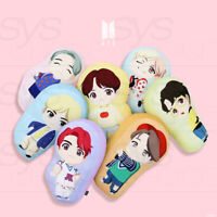 BTS POP-UP HOUSE OF BTS Official MD CHARACTER SOFT CUSHION  + Tracking Number