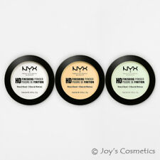 "3 NYX High Definition Finishing Powder HDFP ""3 Piece Full Set"" *Joy's cosmetics*"