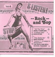 Stop, Look & Listen EP Vol 4 - Werly Fairburn, Nan Wynn, Mike Pedicin, RR School