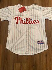 Vintage Majestic Philadelphia Phillies Pence Baseball Jersey Size 48