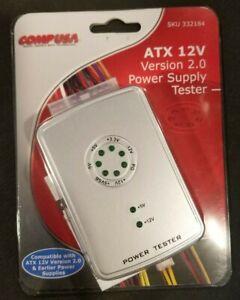 CompUSA ATX 12V Version 2.0 Power Supply Tester