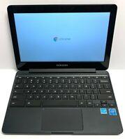 "Samsung XE500C13-K04US Chromebook 3 Laptop 11.6"" N3060 1.6GHz 4GB RAM 16GB eMMC"
