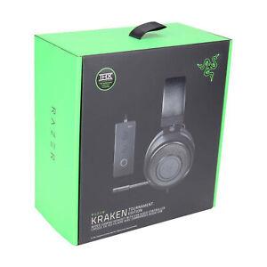 OB Razer Kraken Tournament Edition Wired Gaming Headset w/ Audio Controller