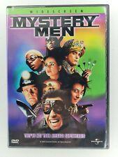 Mystery Men Dvd Kinka Usher(Dir) 1999