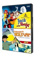 PELICULA  DIVISA HV  DVD  JACK Y LA BRUJA + LAS AVENTURAS DE HOLS  EL PRÍNCIP...