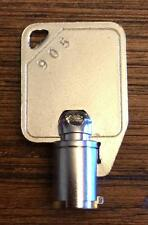 Hantle / Tranax ATM Machine New Fixed Cassette Key 1700 1705W E4000 C4000 TCDU