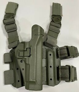 Blackhawk SERPA L2 Tactical Holster Foliage Green