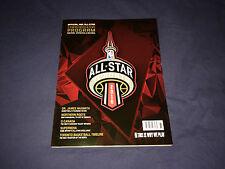 2016 NBA All Star Basketball Official Program Toronto Ontario Canada Magazine