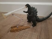 SH Monsterarts Godzilla 1994 with beam effect and stand! Comes with box!