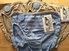 JOCKEY ~ Comfie Matte Shine Hi Cut ~ Women's Underwear Panty ~ Sz 6 ~ Style 1306