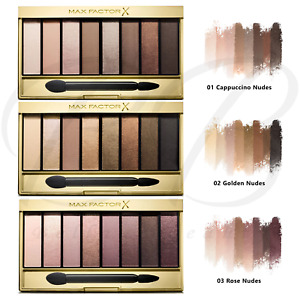 MAX FACTOR Masterpiece Nude Contouring Eyeshadow Palette *CHOOSE SHADE* NEW