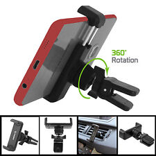 360 Car Air Vent Mount Cradle Holder Stand for Smart Mobile Cell Phone Clip Kit