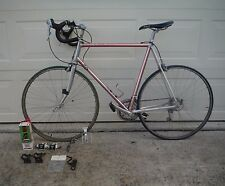 Vintage Vitus Bicycle with accessories