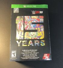 WWE 2K18 [ Cena (Nuff) Edition ] (XBOX ONE) NEW