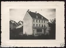 Saint-Lô .Manche . photo ancienne . la Caisse d'Epargne. 1952