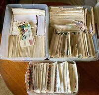 US Huge First Day of Issue Lot 1500+ FDCs / 1930's - 2010's / Dealer Collection