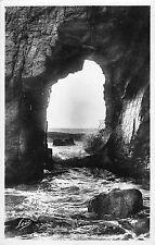 BR48448 Presu Ile De Quiberon arche de la grotte de kergroix     France