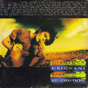 GIAN LUCA GRIGNANI BABY REVOLUTION RARO CD PROMO 1TRACK 1997 MERCURY 5002 426
