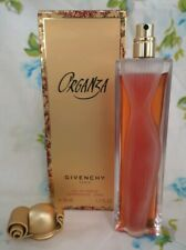Givenchy ORGANZA 1.7 oz 50 ml EDP Spray Perfume for Women 95% Full with Box