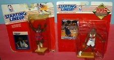 PHOENIX SUNS L.A. CLIPPERS lot Charles Barkley Danny Manning Starting Lineup