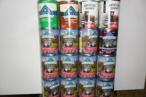 Blue Buffalo Wilderness 17 Cans Varity Please No West Cost Buyers Free Shipping
