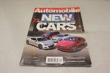 AUTOMOBILE: NEW CARS 2013 SEPTEMBER 2012 VOL.27 #6 (OAK9248-1 [BOX U] #2343)