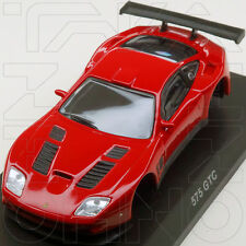 FERRARI 575 GTC MINICAR COLLECTION 10 KYOSHO 1:64 RED ROSSO ROT post 550 pre 559